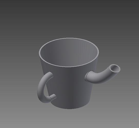 easy drink mug 3d model stl 1