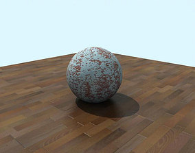 Directional light sample scene 3D model