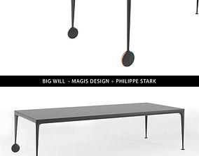 3D MAGIS - BIG WILL - TABLE