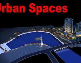 3D Urban City Design