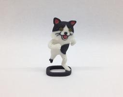 shota cat of the pedo pals 3d print model