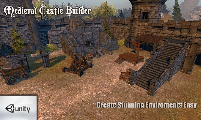 Medieval Castle Builder 1 0