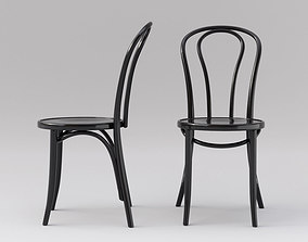 Vienna Dining Chair 3D