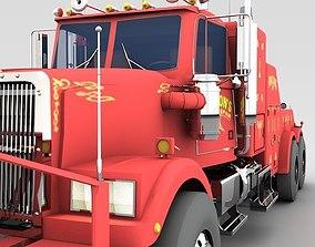 Road King Truck 3D