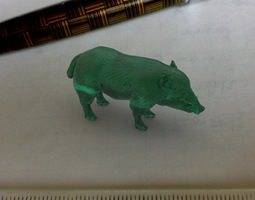 wildboar 3d printable model