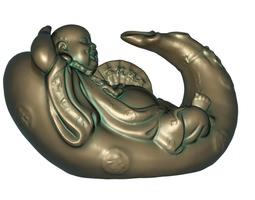 religion Maitreya 3D print model 3D model game-ready