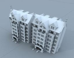 building street 3D house