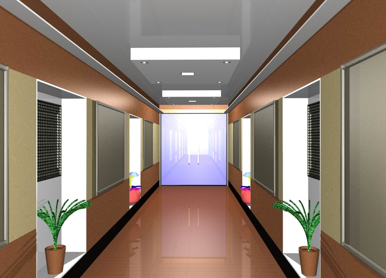 Hall In House Free 3d Model Dwg Cgtrader Com