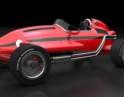 FV CAR 3D