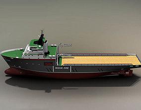3D model offshorevessel Offshore vessel