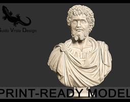 printable bust of septimius severus emperor