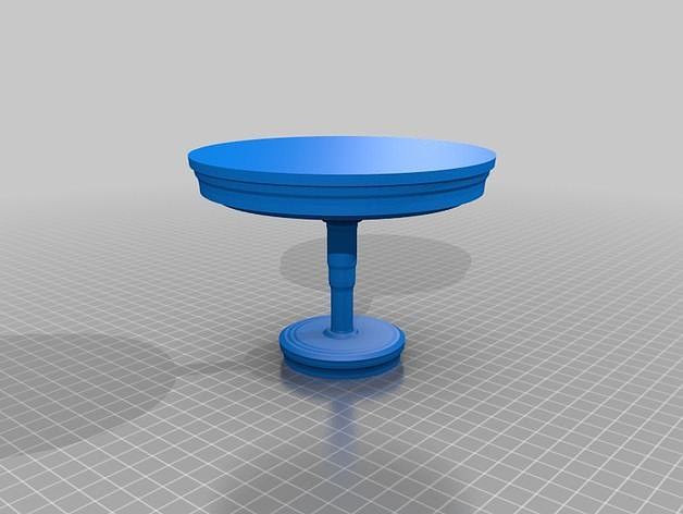 table 3D print model CGTrader : table 3d model stl from www.cgtrader.com size 676 x 500 jpeg 25kB