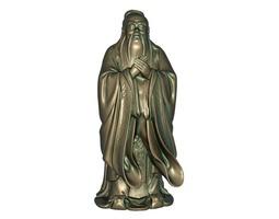 3D model low-poly Confucius