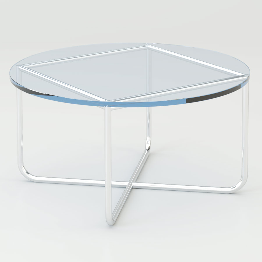 Coffee Table 66537 3d Model Max