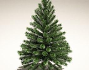 year pine tree 3D
