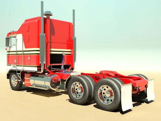 Semi modeling mobile pics 76