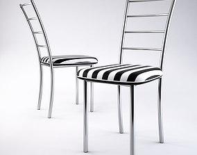 Metal Chair 3D model