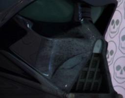 3D model darthvader mask