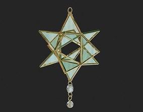 Christmas Decor Star 2 3D model
