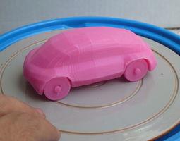 AAA 3D Printable Car 3