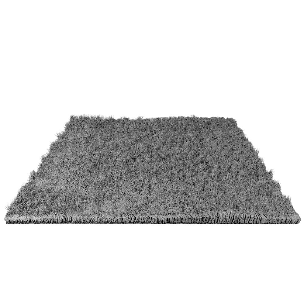 Realistic Carpet Free 3D Model OBJ 3DS BLEND DAE MTL