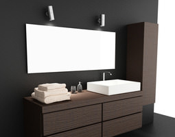 Bathroom Set Vol 3 3D