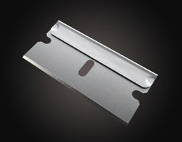 3D asset Realistic Single-edge Shaver