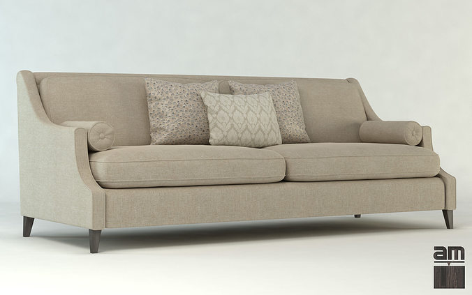 Modern Sofa Dubai 3d Cgtrader