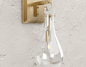 3D model Lamp Sabine sconce