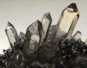 3D asset Crystal Model Kit - 6 Types