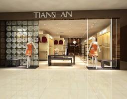 3d tiansi an store