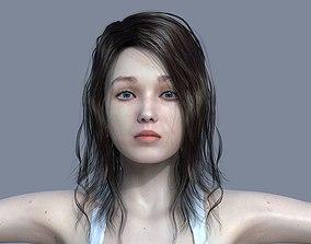 Anna S 3D model