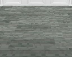 Wall to Wall Carpet Tile No 9 3D model