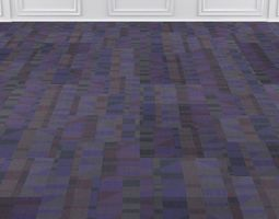 Wall to Wall Carpet Tile No 5 3D