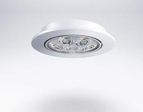 3D Ceiling Spot Light