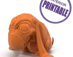 3D printable model evil puppy