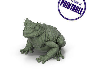 frog printable accessory