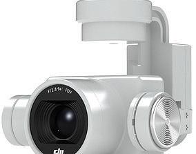 3D model Camera Gimbal DJI Phantom 4 PRO