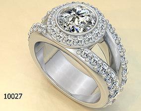 jewel vray 3D print model Ring