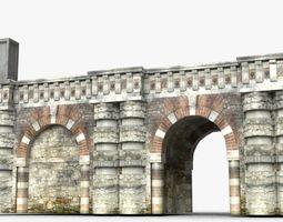 Bridge Modular 3D model