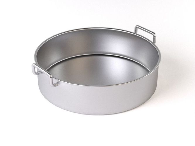 baking dish 3d model max mat 1