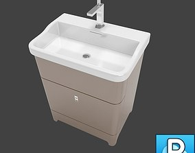3D Sink and faucet