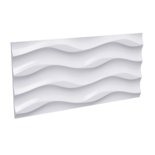 decorative panel for wall seamless vertical and horizontal 3d model stl 1