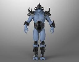 Ancient-Warrior 3D