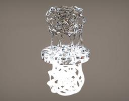 Glass House 3D Model