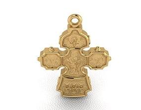 3D print model Krest Cross 17