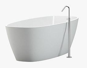 3D Modern bathroom faucet