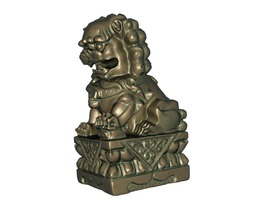 3D print model Lion Statue