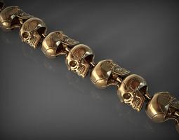 Chain Link 102 3D print model