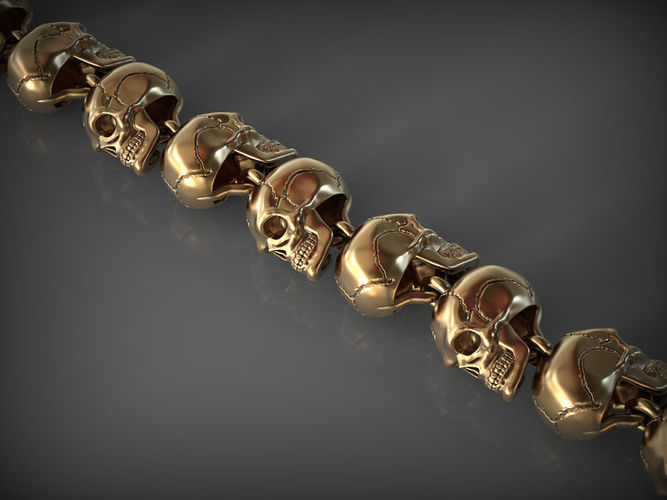 chain link 102 3d model stl 1